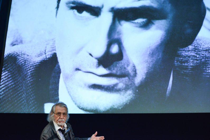 Filmski in gledališki igralec Miha Baloh kmalu devetdesetletnik