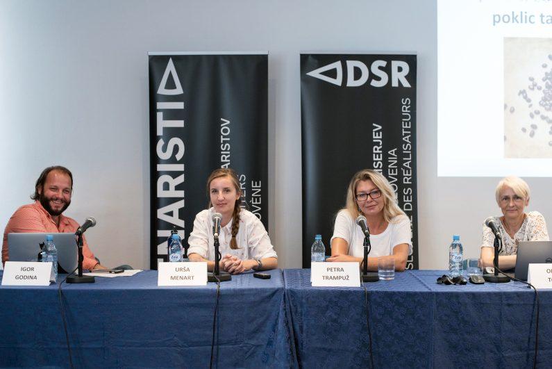Društvo slovenskih režiserjev na Festivalu slovenskega filma