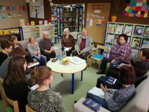 Medgeneracijsko branje – 2. srečanje
