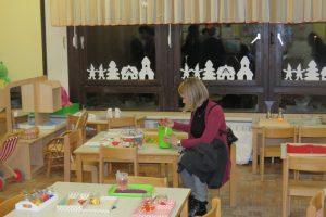 Predstavitev vsebin in dejavnosti porajajoče se pismenosti v vrtcu