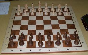 Turnir v šahu – 31.1.2020
