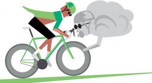 Vabilo na trening kolesarjev