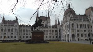 Parlament v Budimpešti