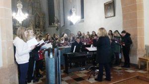 Na adventnem koncertu v St. Stefanu v Avstriji