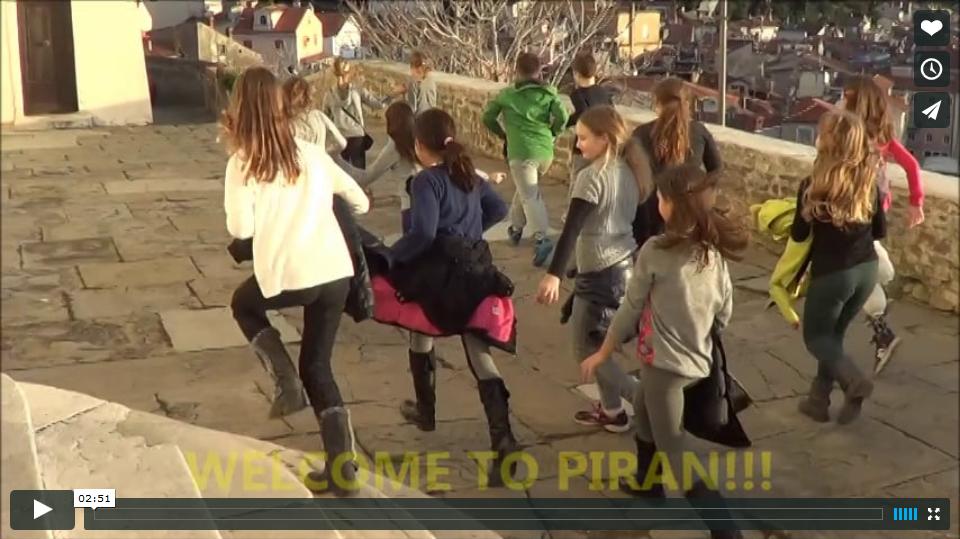 video: Predstavitev Pirana (neobvezni izbirni predmet umetnost)