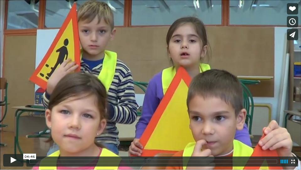 video: Projekt Rosee – preventiva v prometu