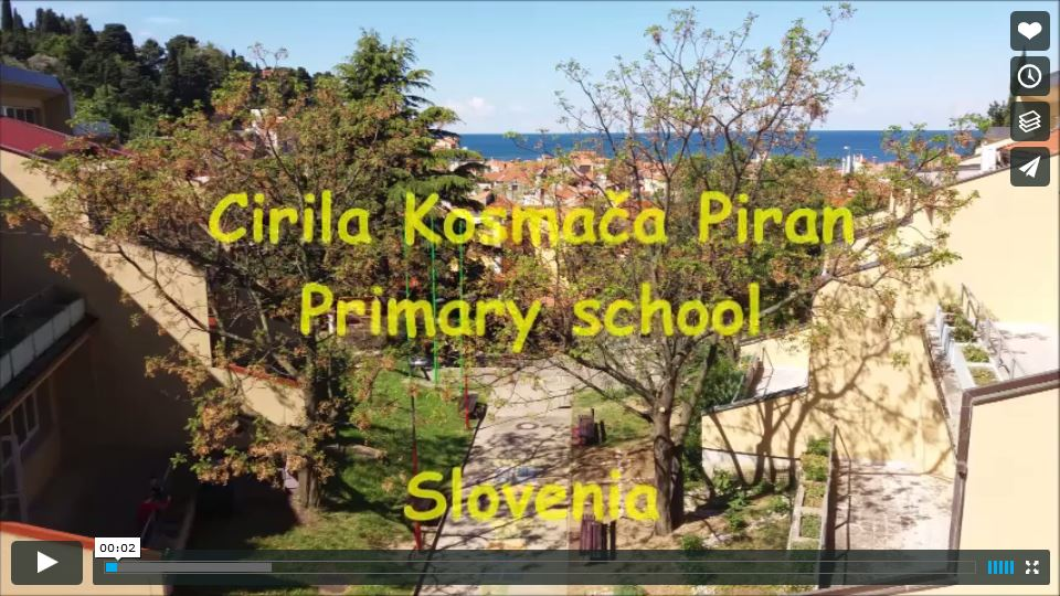 video: Cirila Kosmača Piran primary school