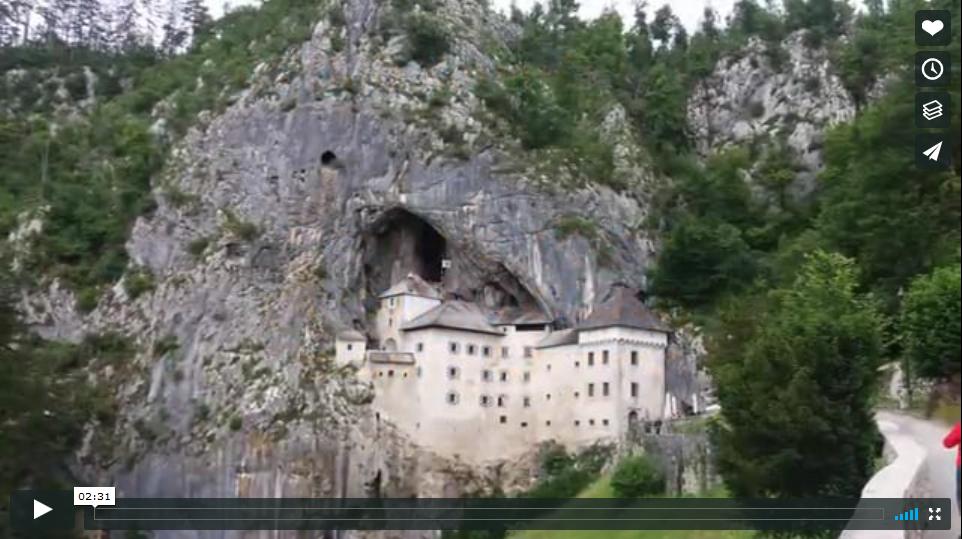video: Predjamski grad – ekskurzija za 4. razred 2017