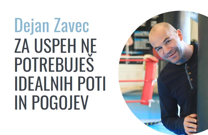 Karierni center za mlade vabi na brezplačno predavanje Dejana Zavca
