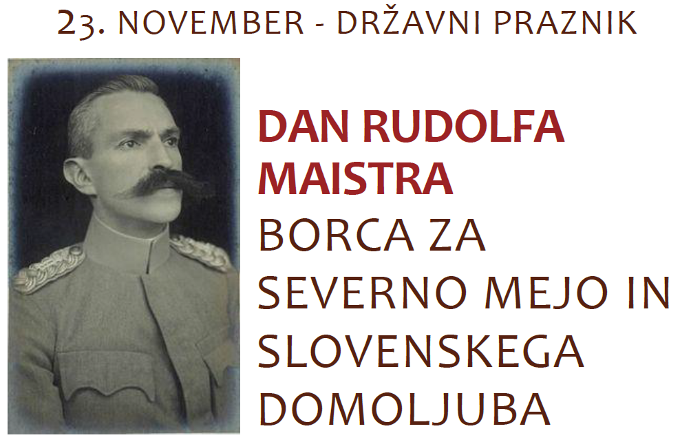 Dan Rudolfa Maistra