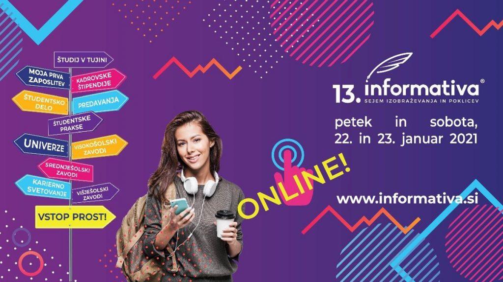 13. informativa, sejem izobraževanja in poklicev