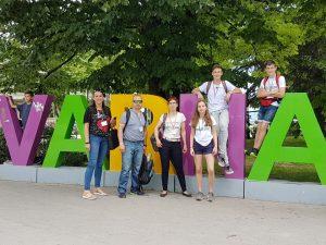 ERASMUS + mobilnost v Bolgariji