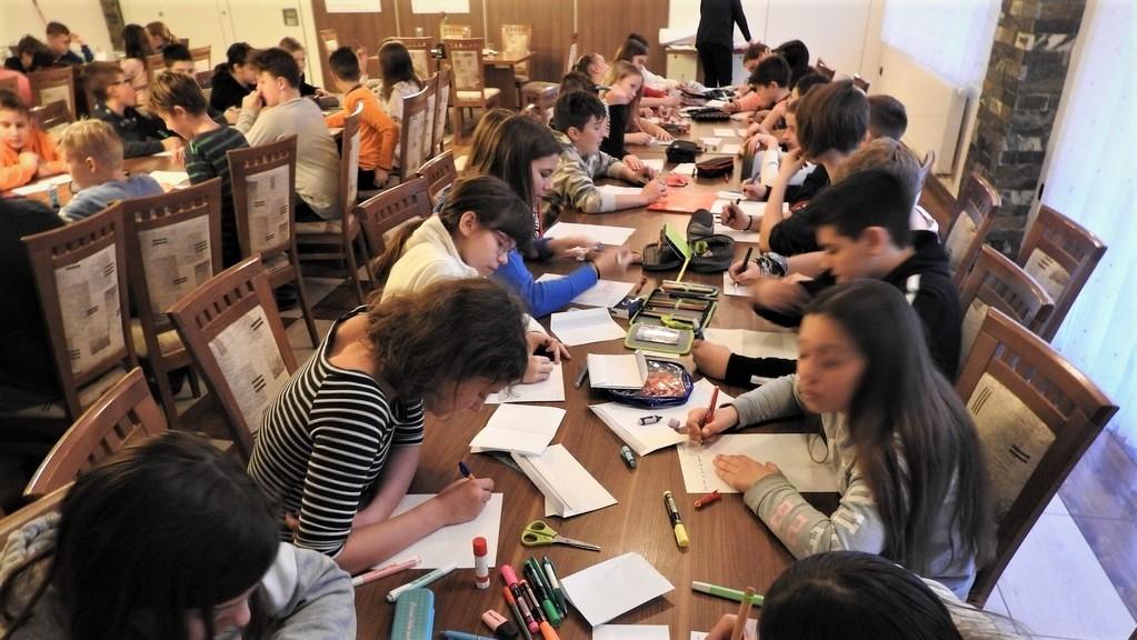 Zimska šola v naravi 6. r – 2. dan