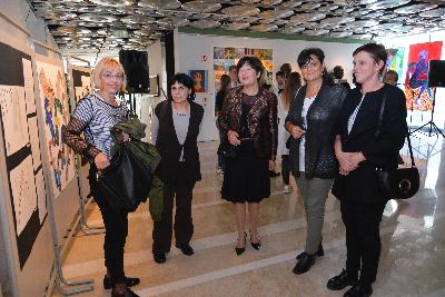 Odprtje razstava BOLEČINA v UKC Ljubljana