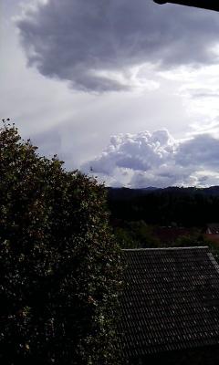 Oblaki …