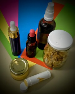 Pomladanska serija delavnic izdelovanja naravne kozmetike