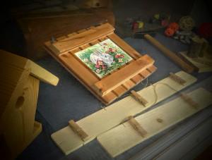 Sobotne delavnice: Izdelki iz lesa