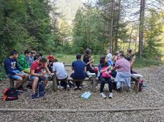ŠOLA V NARAVI za 9. razrede – 3.dan