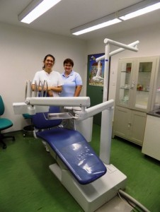 Zobozdravstena ordinacija ima novo zobozdravnico in sestro