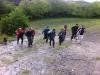 Tabor preživetja Pazin 17 – 18 .5. 2014: Crooatian Outdoor Survivial School and VZ Kranj