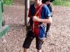 Po dozo adrenalina v pustolovski park