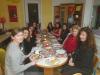 Prednovoletna večerja in praznovanje 18. rojstnega dne