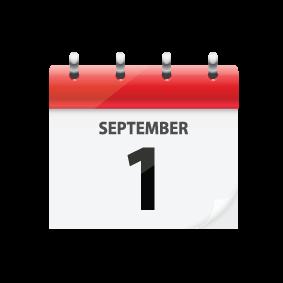 Prvi šolski dan (petek, 1. 9. 2017)