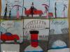 Sodobna različica Povodnega moža v stripu – Dan knjige v 8. razredu