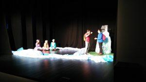 Nastop naših učencev v predstavi Čarobnost Blejskega jezera