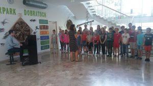 Obisk naših učencev na Ljudski šoli Pri sedmih Studencih v ŠT. Lenartu