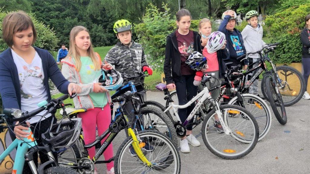 11.6.2021 – Petošolci smo postali ponosni lastniki kolesarskih izkaznic