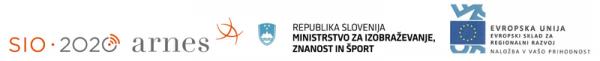 SIO 2020 Program nadaljnje vzpostavitve IKT infrastrukture v vzgoji in izobraževanju