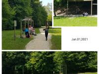 1. 6. 2021 – Tehniški dan v gozdu