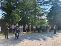 10. 6. 2021 – Ura slovenščine v Spominskem parku Jurija Dalmatina