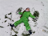 12. 1. 2021 – Zimski športni dan v 1. razredu