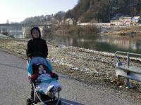13. 1. 2021 – Zimski sprehod ob Savi do gradu Rajhenburg