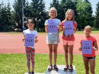 20. 6. 2021 – Športni dan Atletski troboj – 3. in 4. razred