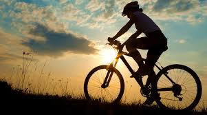 3. 4. 2020 – Gašper Žigante v kolesarski akciji …