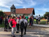 27. 9. 2019 – Sedmošolci prisluhnili kulturni dediščini na Mlinarjevi poti