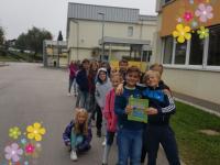3. 10. 2019 – Nacionalni mesec skupnega  branja v 5. č