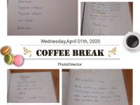 3. 4. 2020 – Enodnevna projektna naloga – V  gostilni pri …