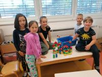 3. 6. 2021 – Učenci v 1. c razredu načrtujejo in gradijo