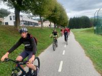 3. 9. 2020 – Devetošolci kolesarili in veslali