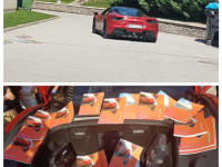 7. 9. 2021 – Ferrari poln zvezkov