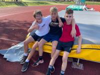4. 10. 2021 – Zmagovalni stopnički za naše učence na ekipnem področnem prvenstvu v atletiki