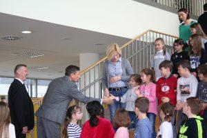 Zahvala vsem, ki so pripomogli k uspešni izvedbi srečanja s predsednikom Republike Slovenije Borutom Pahorjem